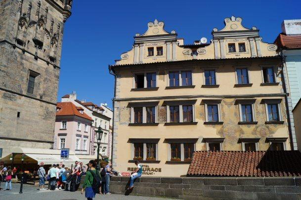 Hotel U Tri Pstrosu photo 3