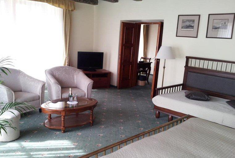 Hotel U Tri Pstrosu photo 7