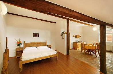 Hotel U Trumpetisty fotografie 4