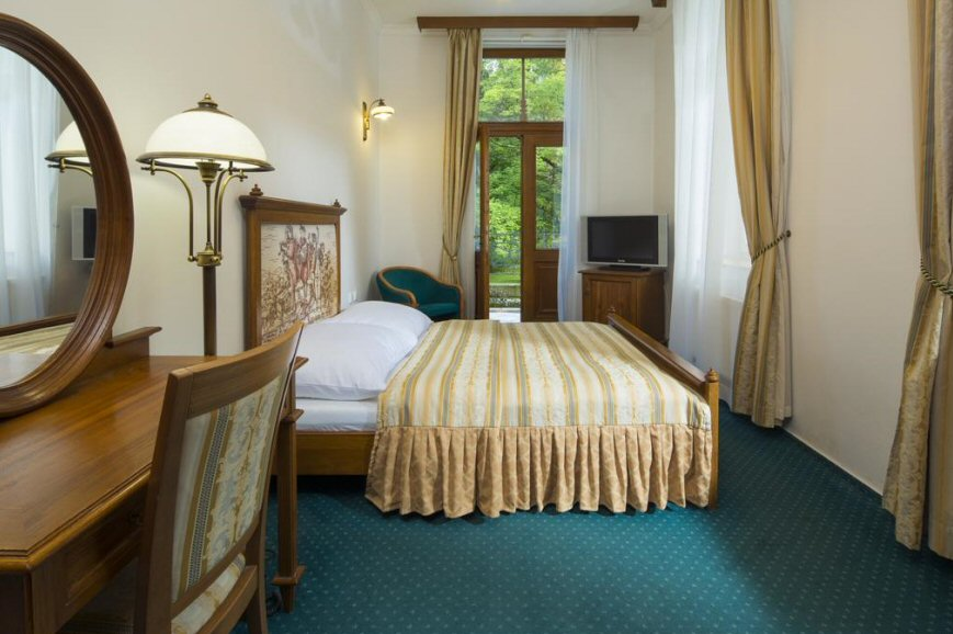 HotelVilla Friedland Lázně Libverda
