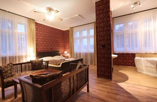 Hotel Villa Milada fotografie 3