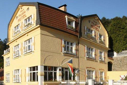 Hotel Villa Milada fotografie 4