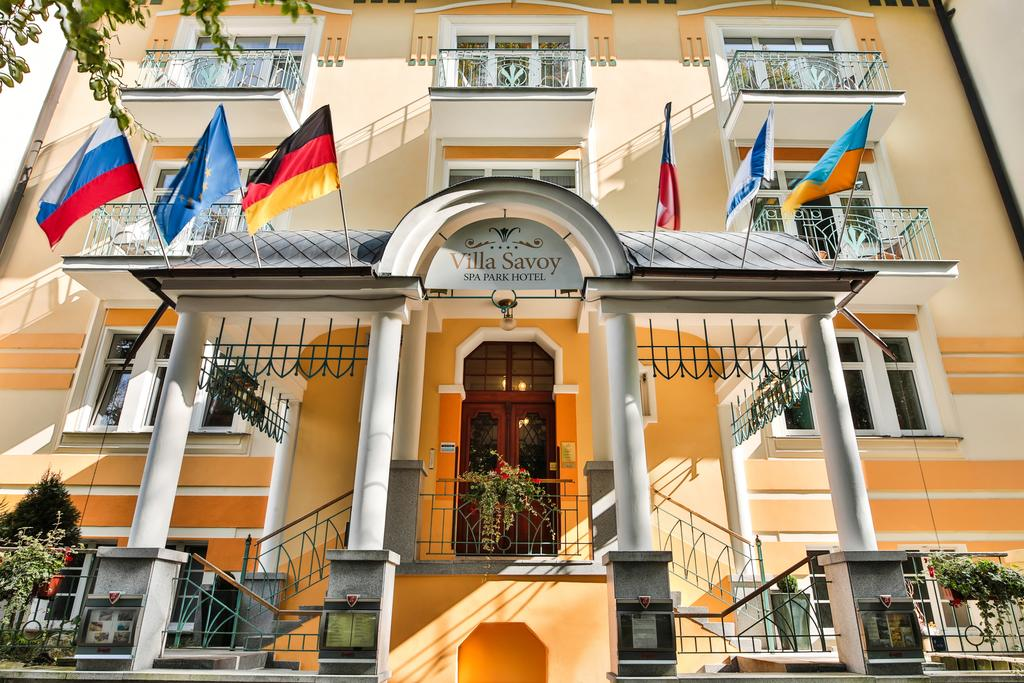 Hotel Villa Savoy Mariánské Lázně