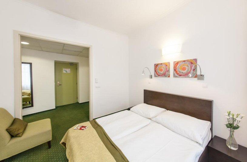 Hotelu Vítkov Praha 1