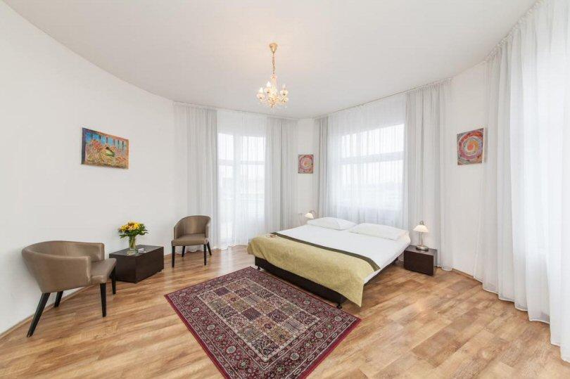 Hotelu Vítkov Praha 2