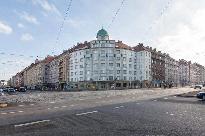 Hotelu Vítkov Praha 3