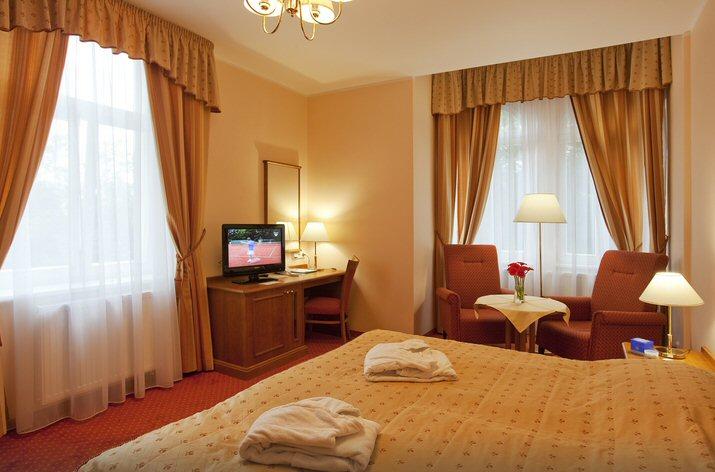 Hotelu Spa Vltava Mariánské Lázně 1