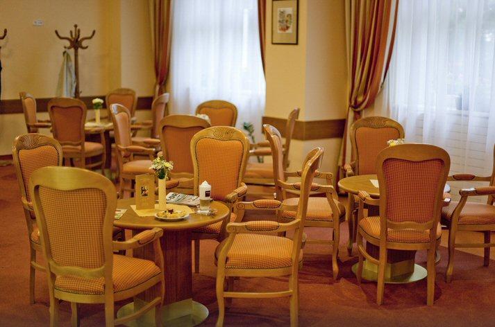 Hotelu Spa Vltava Mariánské Lázně 10