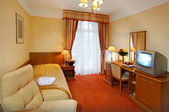Hotelu Spa Vltava Mariánské Lázně 11