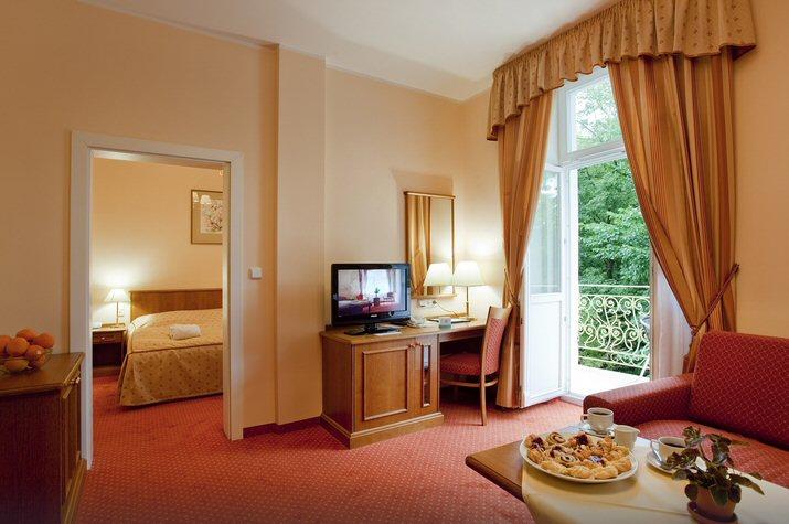 Hotelu Spa Vltava Mariánské Lázně 2