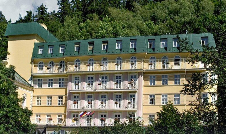Hotelu Spa Vltava Mariánské Lázně 3