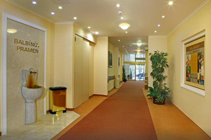 Hotelu Spa Vltava Mariánské Lázně 6