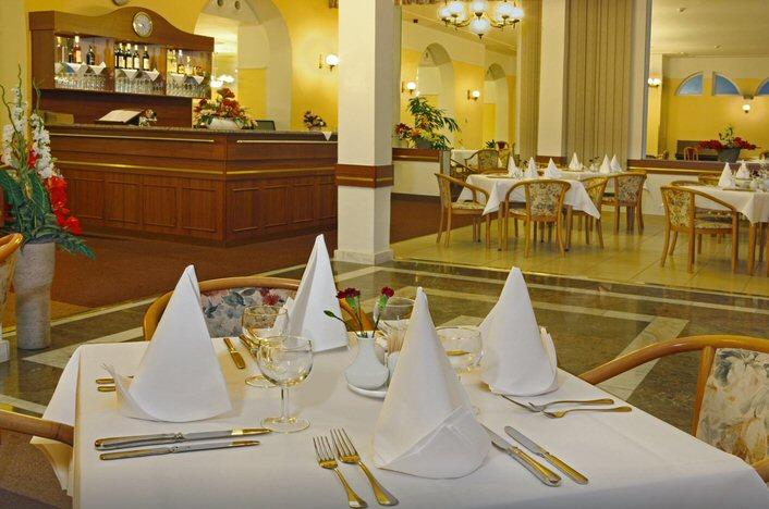 Hotelu Spa Vltava Mariánské Lázně 8