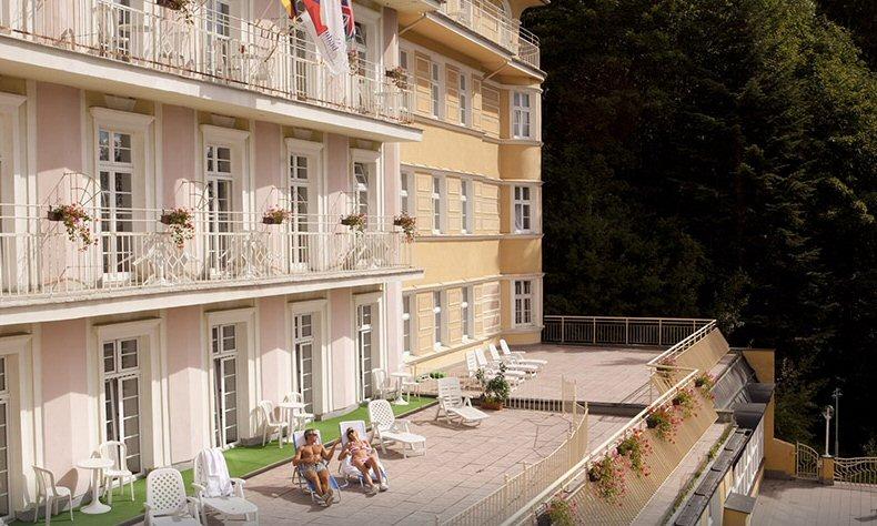 Hotel Spa Vltava foto 9