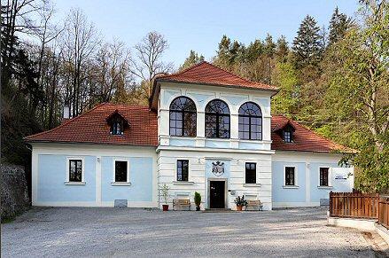 Pensionu Vodotrysk Český Krumlov 3