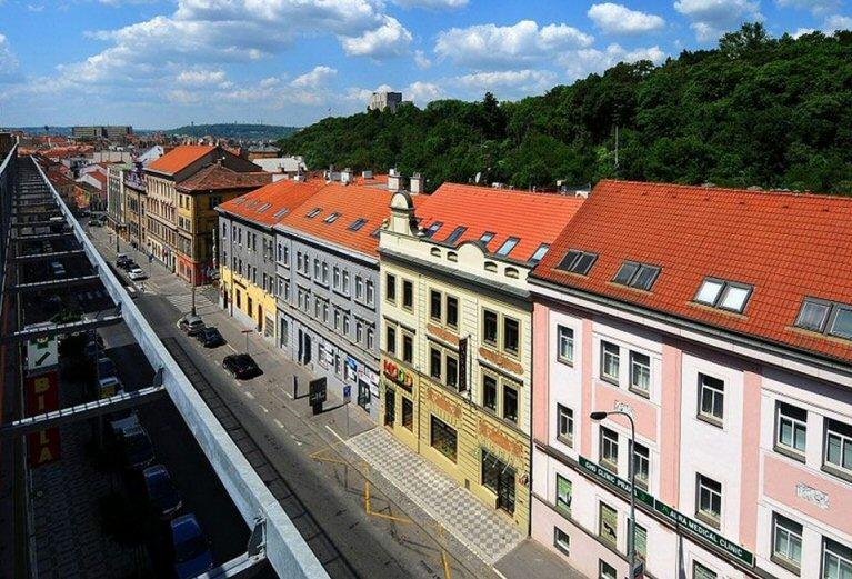 Hotelu Voyage Praha 11