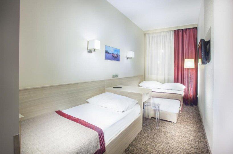 Hotelu Voyage Praha 2