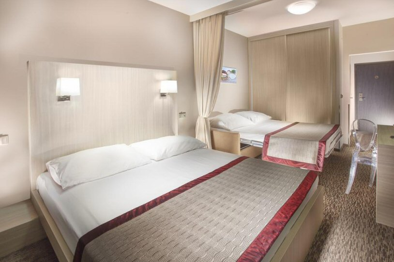 Hotelu Voyage Praha 3
