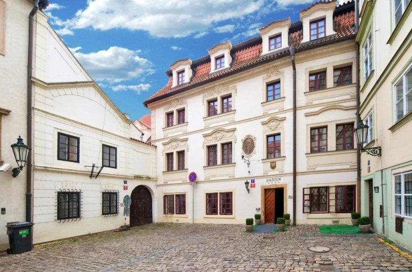 Hotel Waldstein photo 8