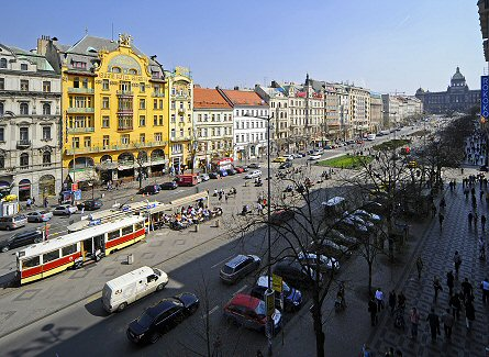 Apartment Wenceslas Square photo 6