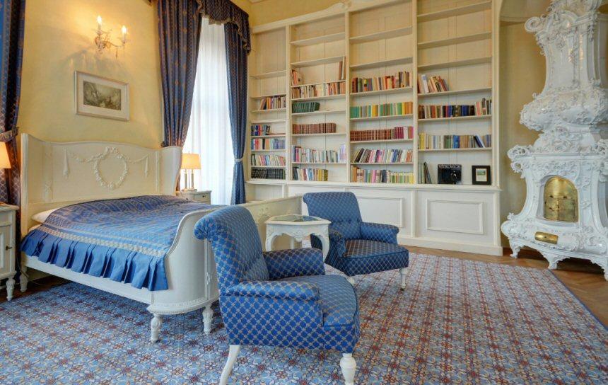 Hotel Zámek Liblice fotografie 6