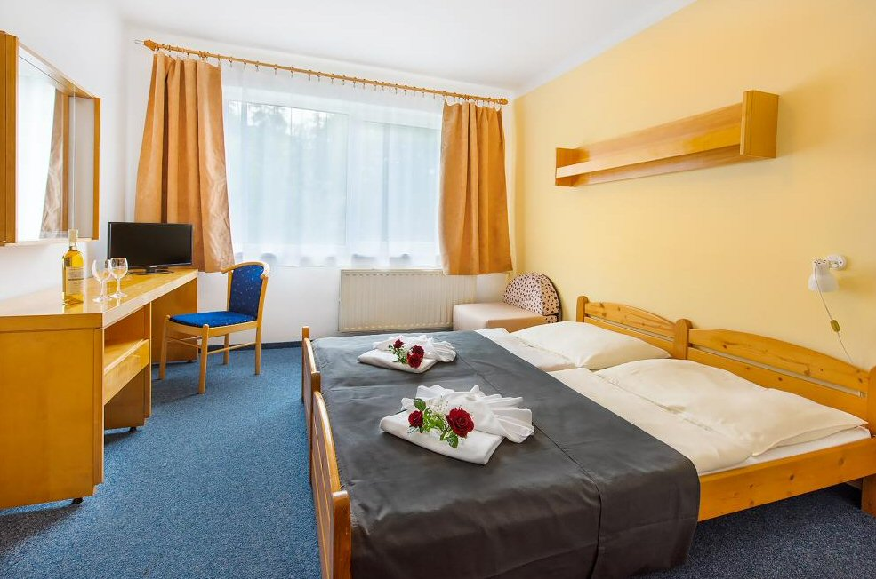 Hotelu Zátiší Františkovy Lázně 2