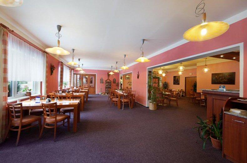 Hotelu Zátiší Františkovy Lázně 4