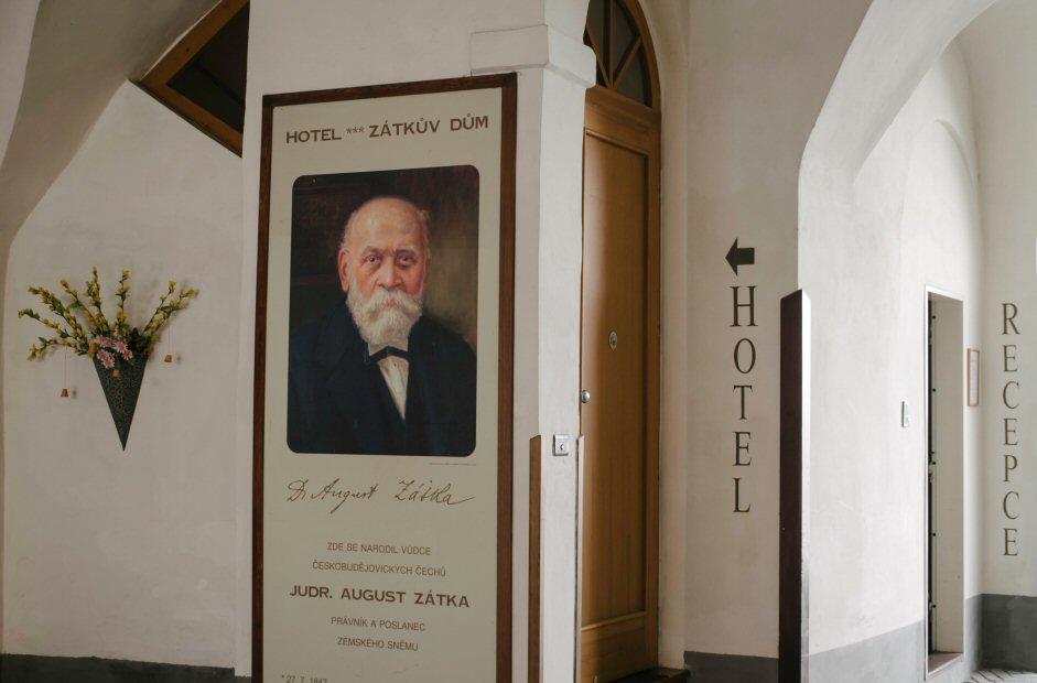 Hotelu Zátkův Dům České Budějovice 11