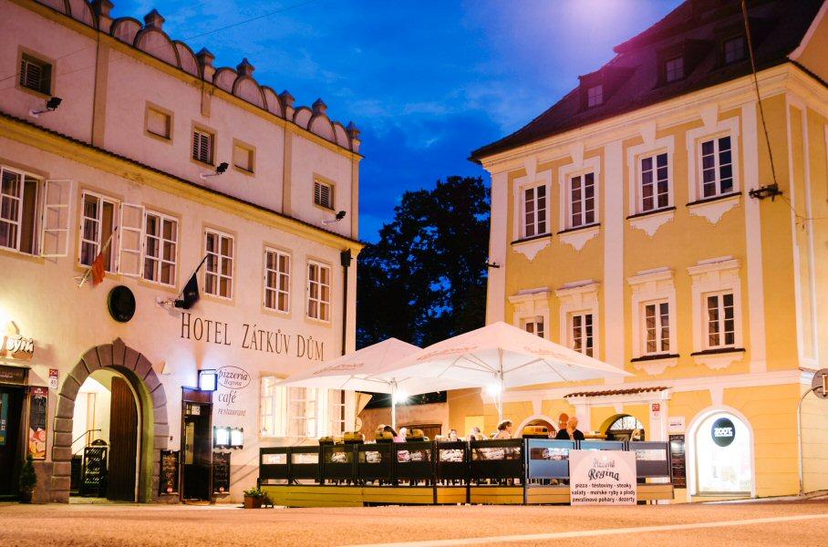 Hotelu Zátkův Dům České Budějovice 3