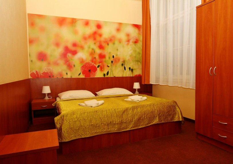 Hotelu Zlatá Váha Praha 2