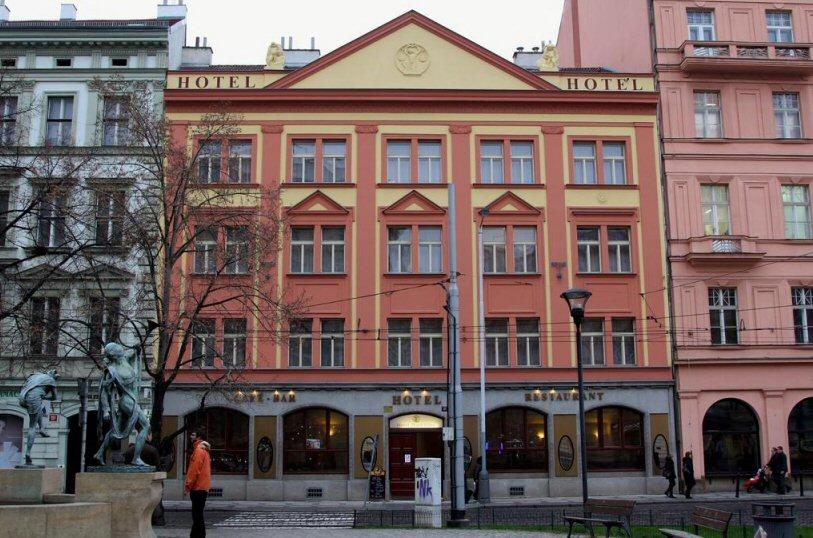 Hotelu Zlatá Váha Praha 4