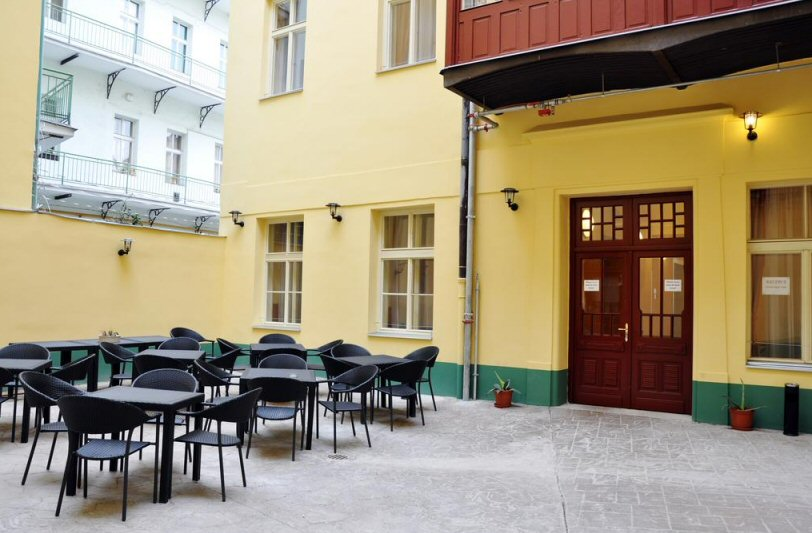Hotelu Zlatá Váha Praha 7