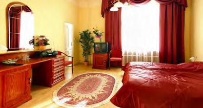 Hotel Clarion Zlatý Lev Liberec