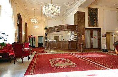 Hotel Clarion Zlatý Lev fotografie 5