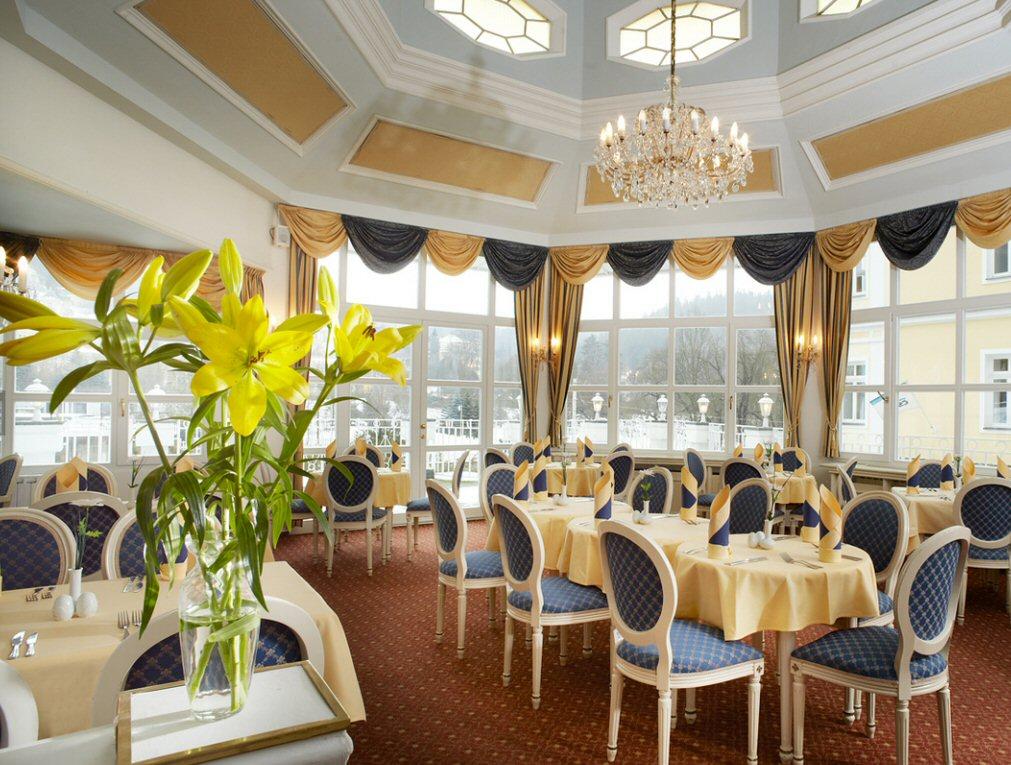 Hotelu Orea Spa Palace Zvon Mariánské Lázně 10