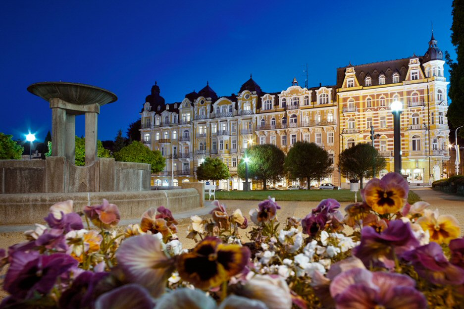 Hotelu Orea Spa Palace Zvon Mariánské Lázně 11