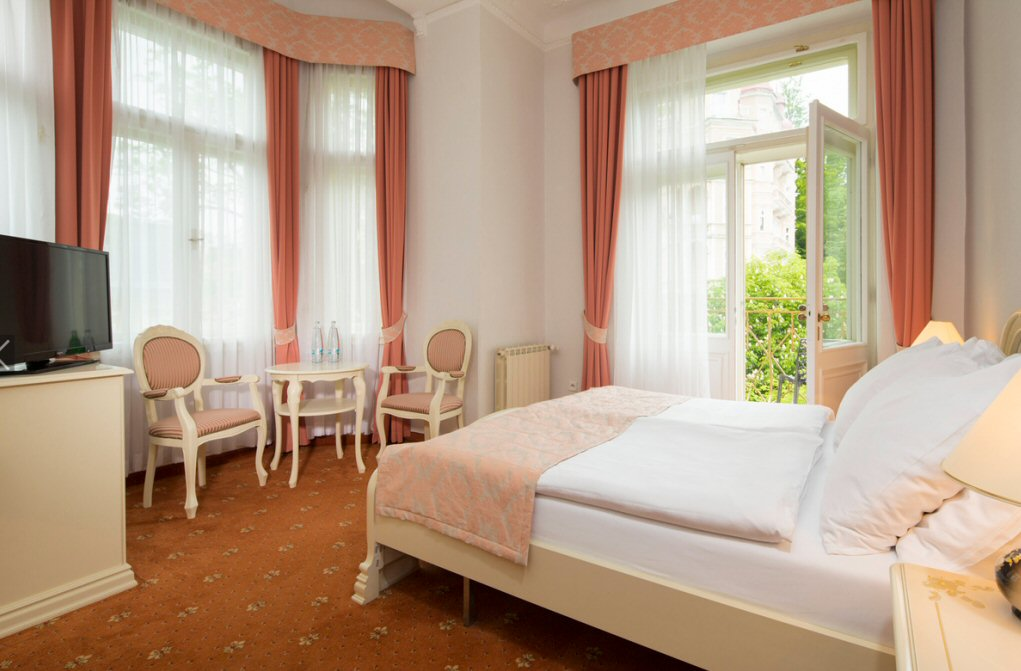 Hotelu Orea Spa Palace Zvon Mariánské Lázně 2