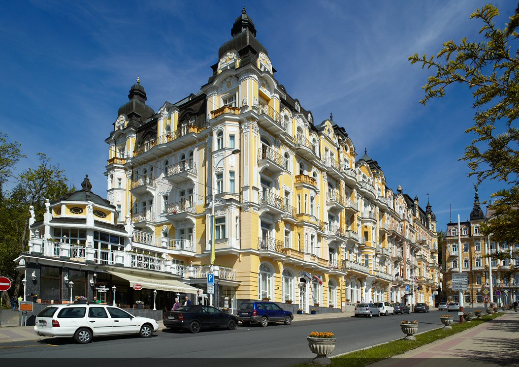 Hotelu Orea Spa Palace Zvon Mariánské Lázně 3