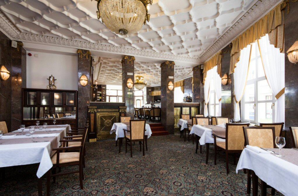 Hotelu Orea Spa Palace Zvon Mariánské Lázně 4