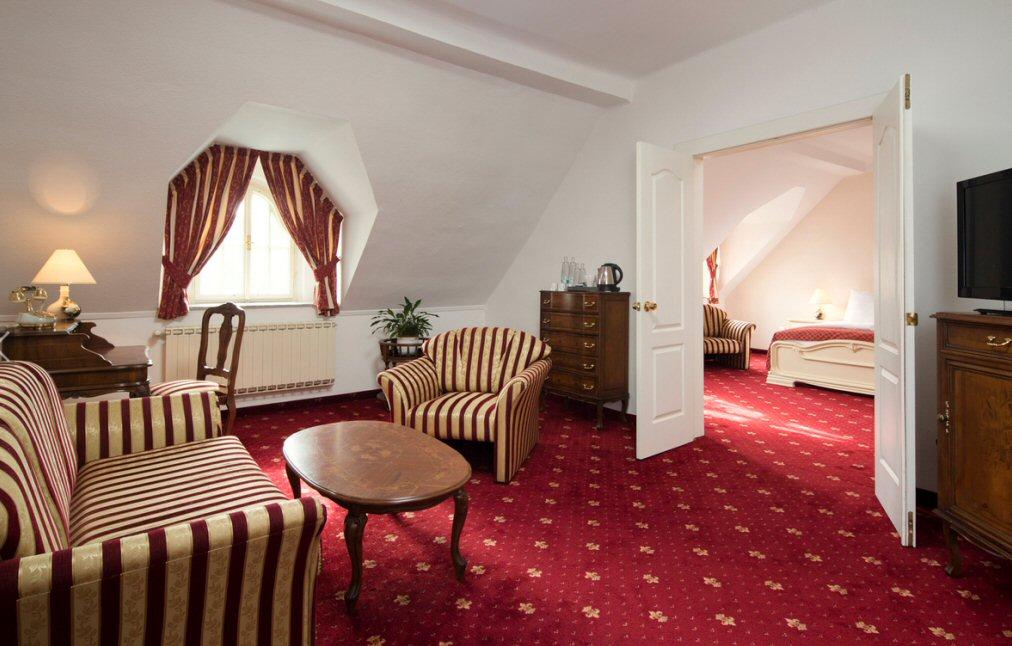 Hotelu Orea Spa Palace Zvon Mariánské Lázně 9